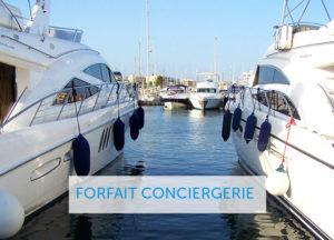 JMboatservice - Forfait Conciergerie de bateau