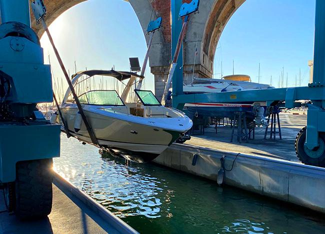 JM boat Serevice - Forfait entretien bateau de Menton à Cannes - Côte d'Azur