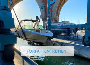 JMboatservice - Forfait Entretien de bateau