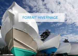 JMboatservice - Forfait Hivernage de bateau